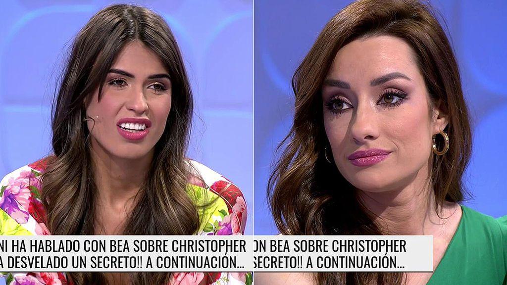 Sofía critica la actitud de la madre de Adara