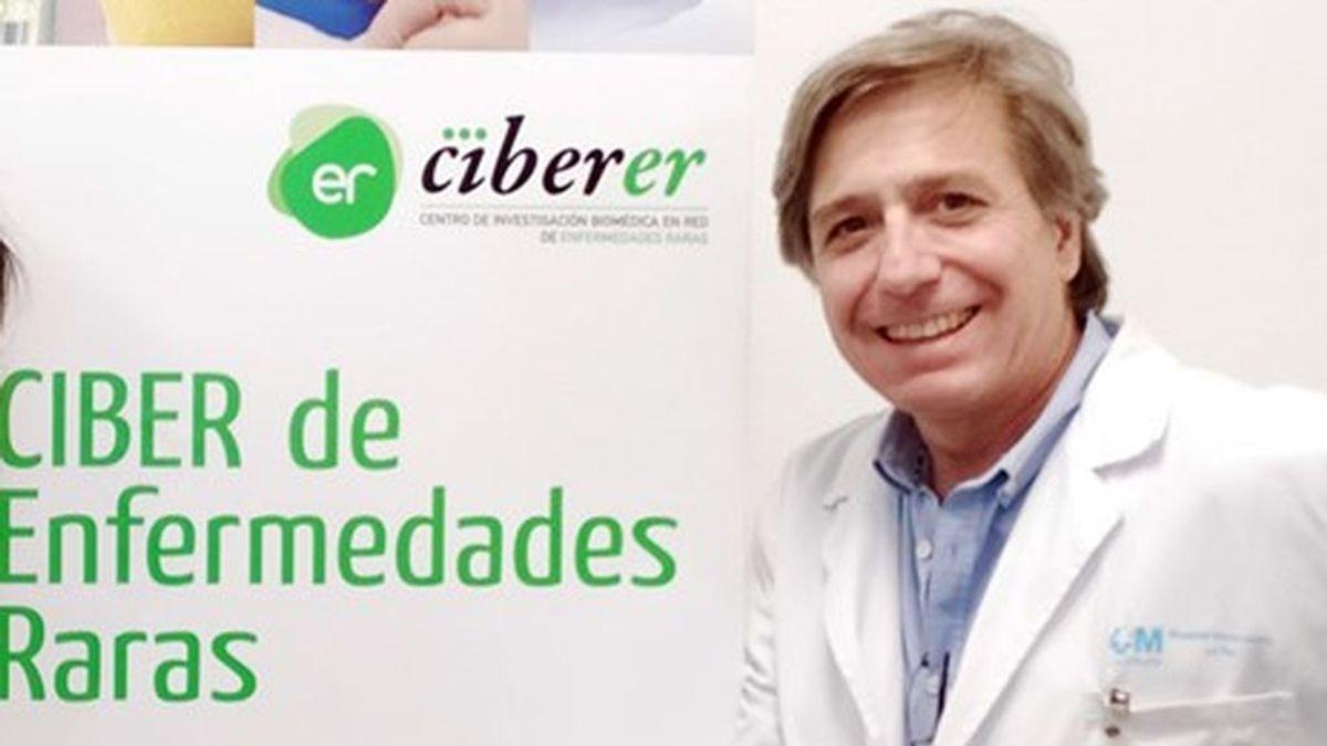 """Pablo Lapunzina, director del Centro de Enfermedades Raras: """"España debe coordinar todas sus fuerzas de diagnóstico genético"""""""