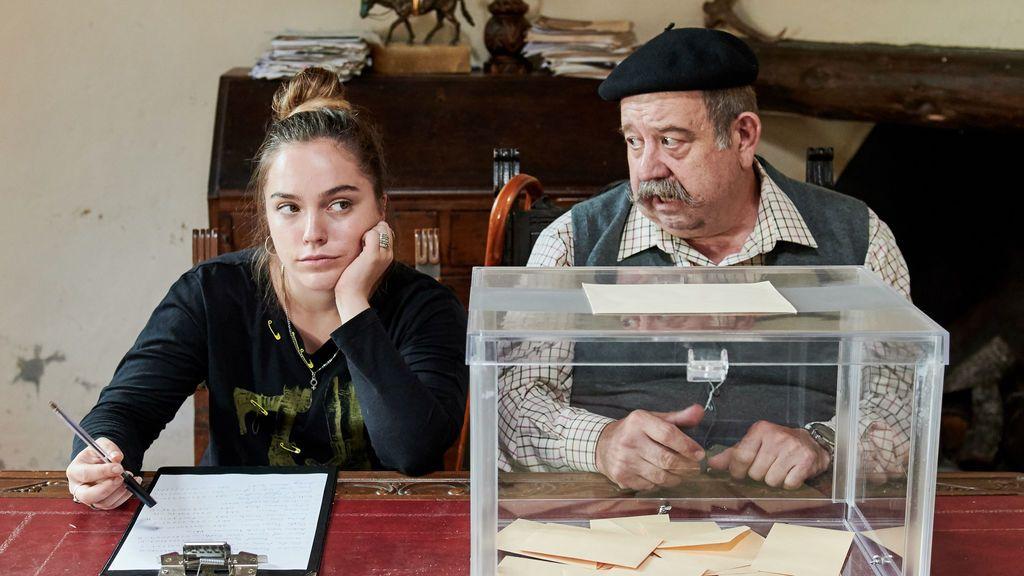 Peñafría entra en campaña electoral: ayuda a los vecinos a decidir quién sería el mejor alcalde