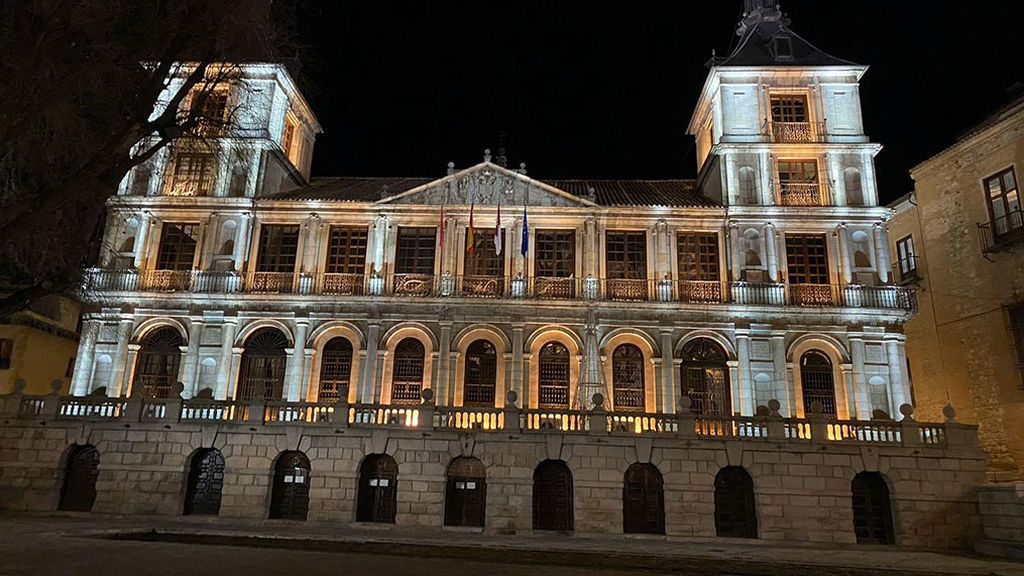 Ayuntamiento de Toledo.