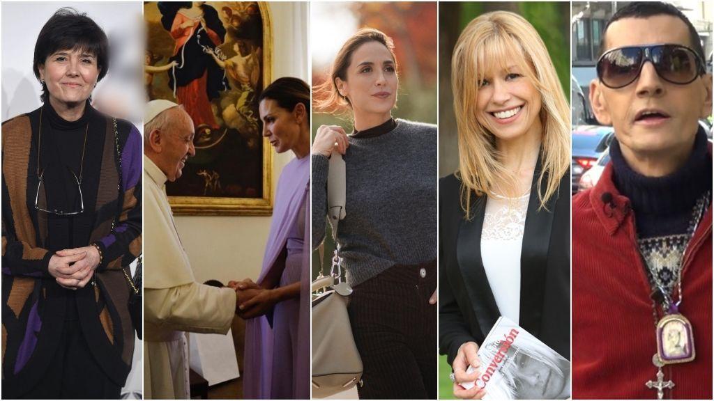 """Cambiaron los focos por la fe: Estos famosos que han visto """"La Luz"""""""