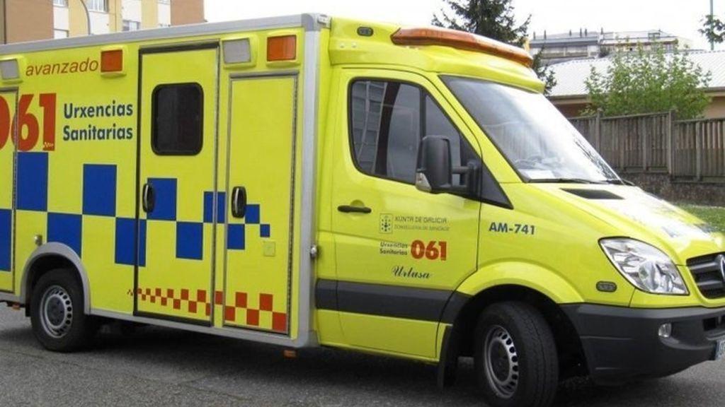 Encuentran herido en su casa a un hombre que estaba desaparecido en Pontevedra