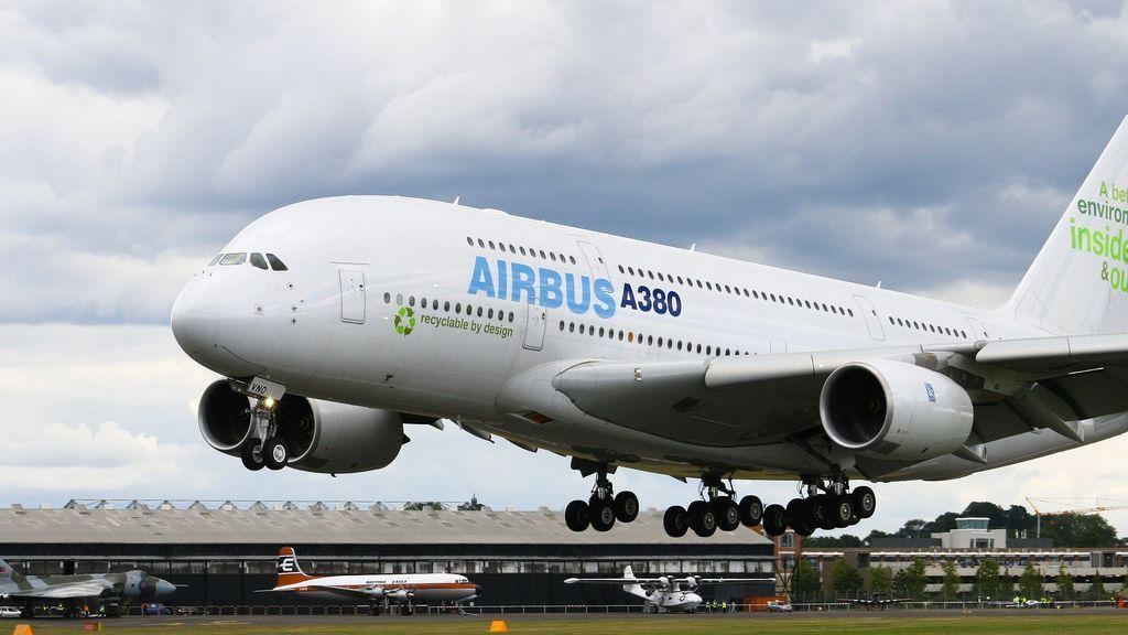 El pronto adiós del A380: las aerolíneas empiezan a desguazar el avión más grande del mundo