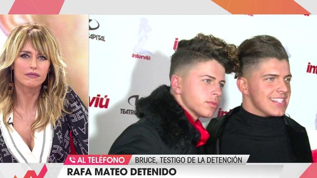 Rafa Mateo, de 'Quien quiere casarse con mi hijo', detenido por agresión