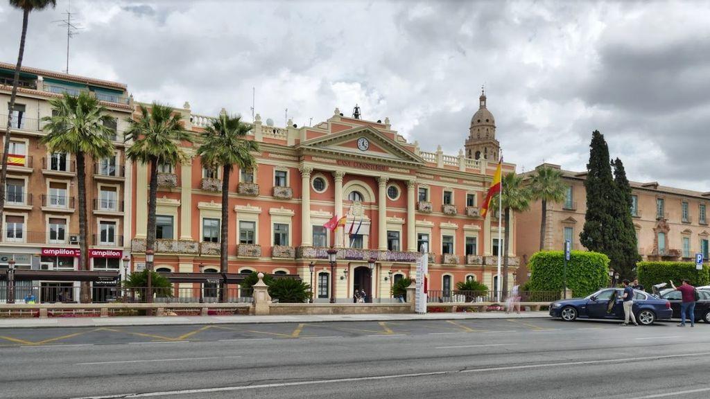 Murcia activa el nivel 3 del protocolo de contaminación ante la entrada de aire de origen africano