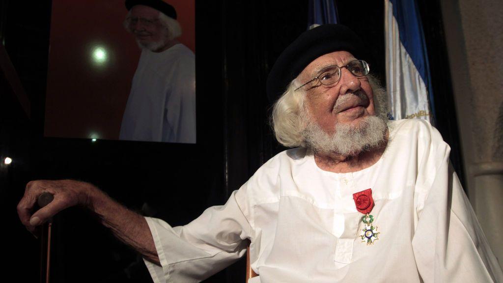 Muere el poeta Ernesto Cardenal, figura clave de la Teología de la Liberación