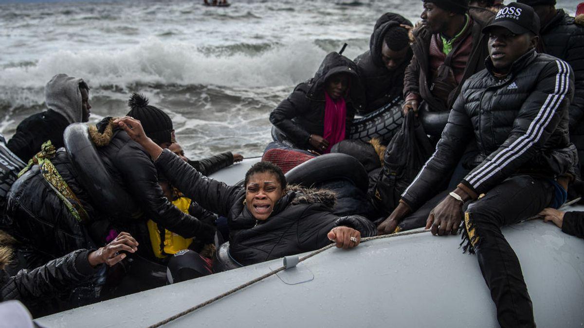 76 000 refugiados ya han cruzado las fronteras de Turquía con Grecia y Bulgaria