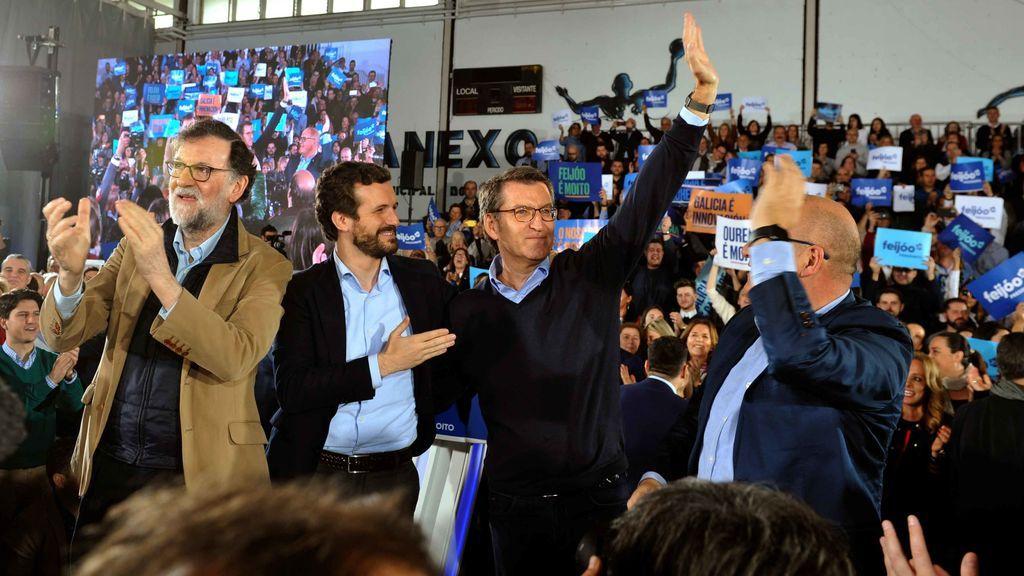 """Feijóo confiesa que rechazó ser ministro de Rajoy y vicepresidente del PP de Casado por """"ser presidente de Galicia"""""""