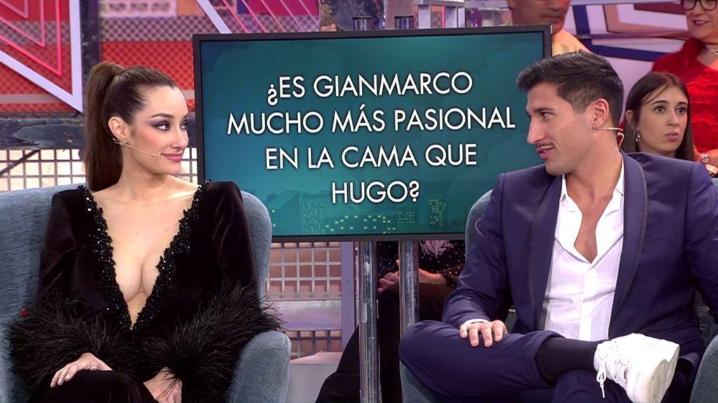 Adara revela que Gianmarco es más pasional en la cama que Hugo Sierra