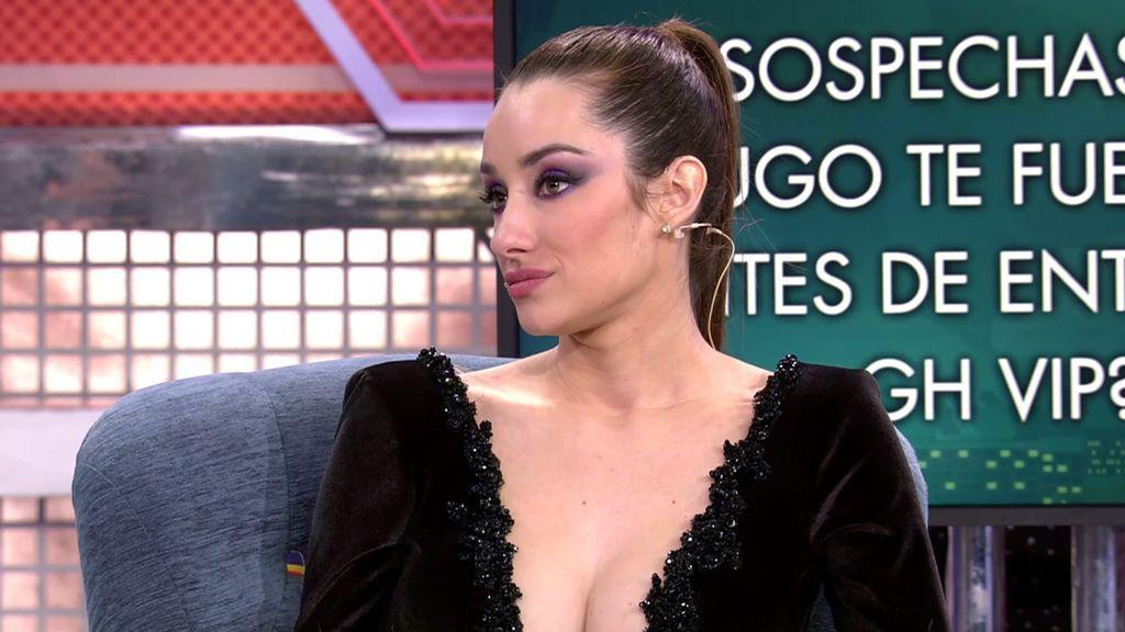 """Adara sospecha que Hugo Sierra le fue infiel durante su embarazo: """"Sé quién es la chica"""""""