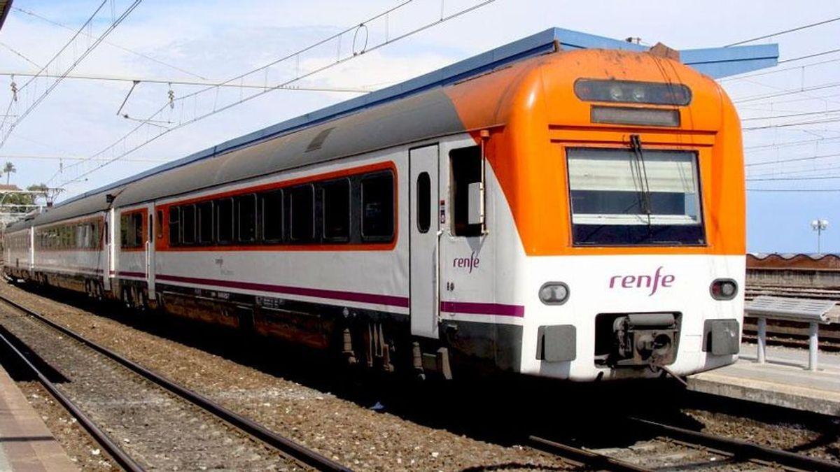 Una muerta y un herido al ser arrollados por un tren en Mollet del Vallès (Barcelona)