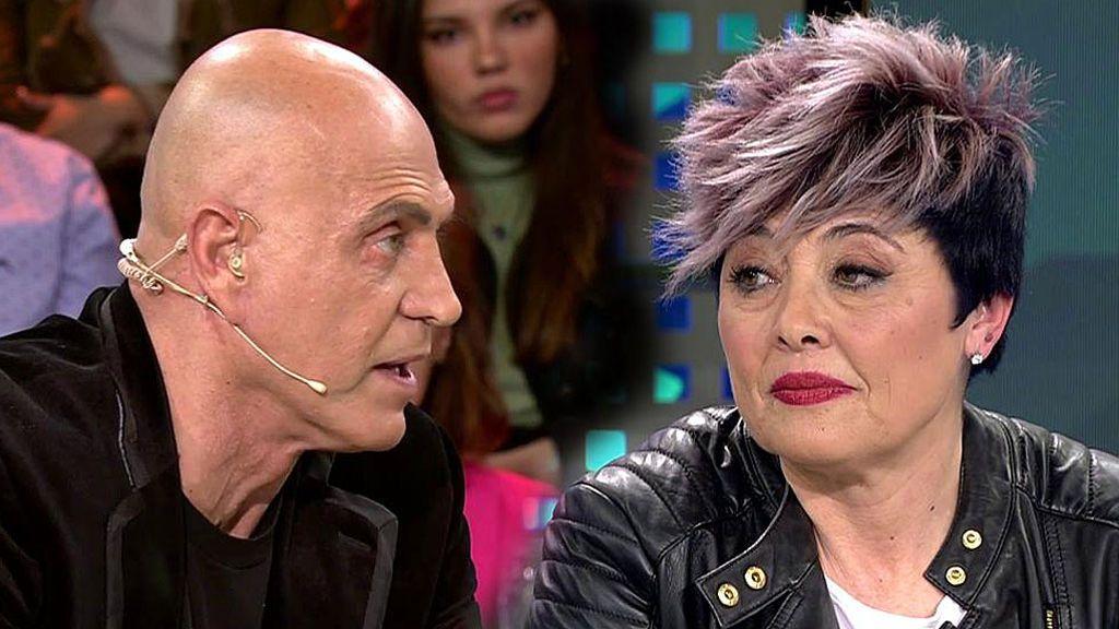 """Matamoros: """"Avilés le contó a la productora de 'SV' que había tenido un lío con Pavón para participar en el concurso"""""""