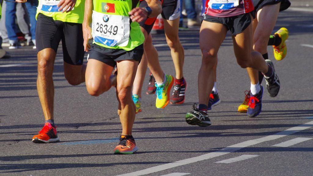 Muere una atleta a 200 metros de la meta