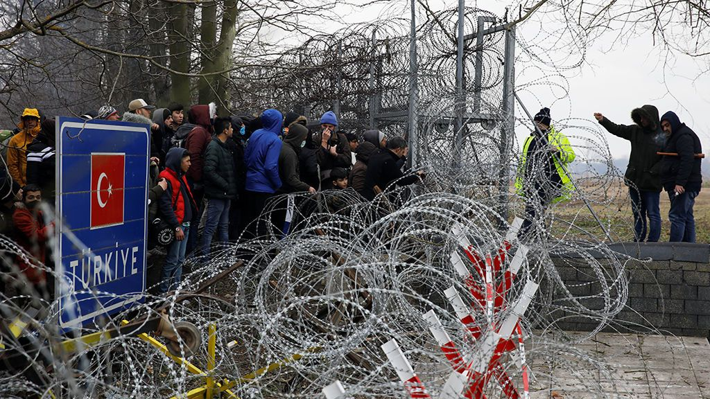 Erdogan abre paso a los refugiados sirios para presionar a Europa