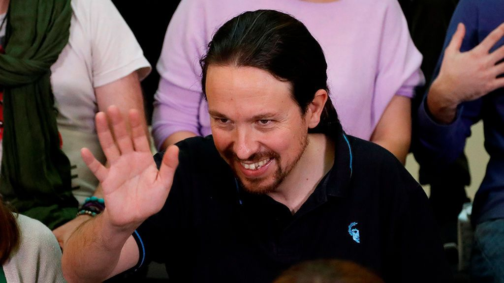 """Iglesias presenta a su equipo para renovar el liderazgo en Podemos: """"Queridos amigos de las cloacas, estamos en el Gobierno"""""""