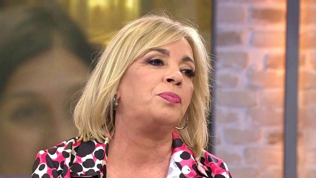 """Carmen Borrego le devuelve el golpe a Gabriela: """"Ella es hija de una infidelidad de Edmundo"""""""