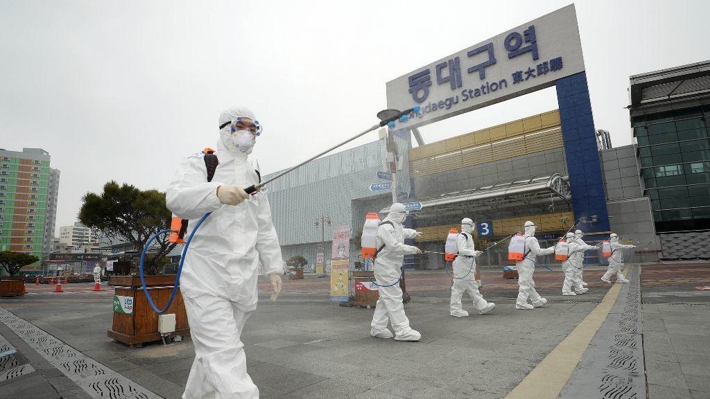 Aumentan a 3.526 los casos confirmados de coronavirus en Corea del Sur