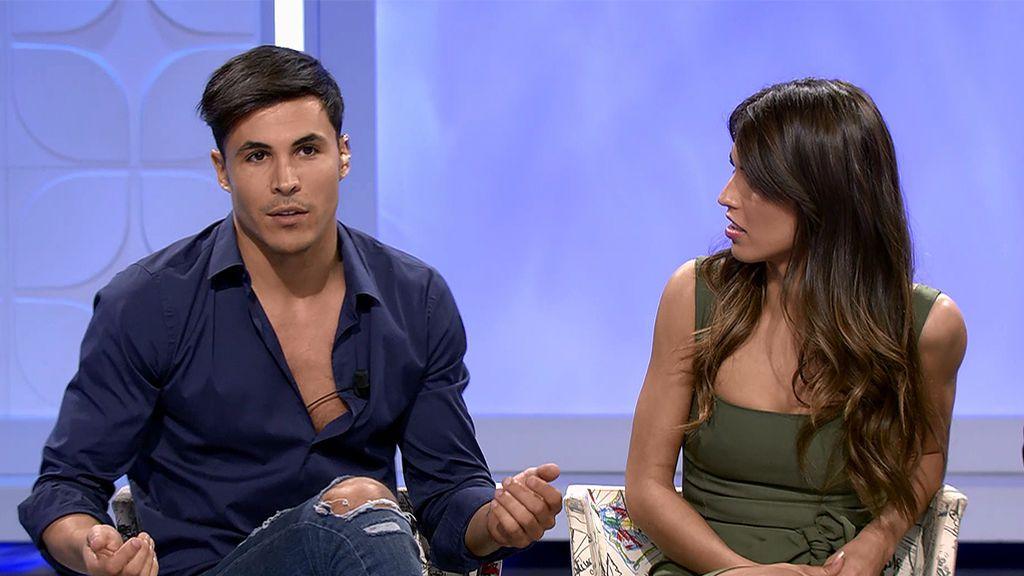 """Kiko contesta a Gloria Camila: """"Se nos acabó el amor de tanto cuerno"""""""