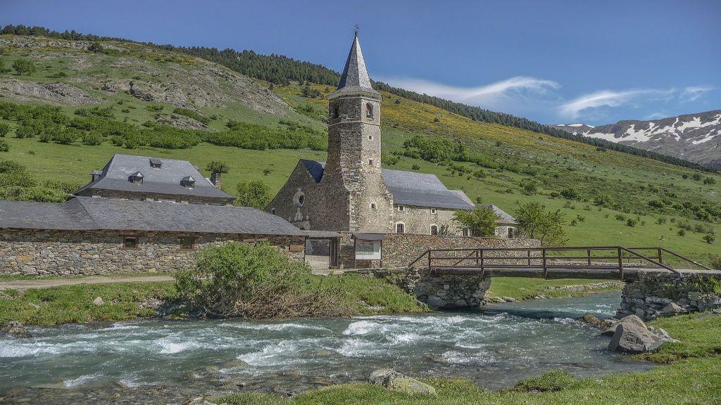 iglesia-pirineos