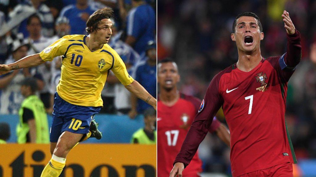 Artilleros que marcaron historia en la Eurocopa