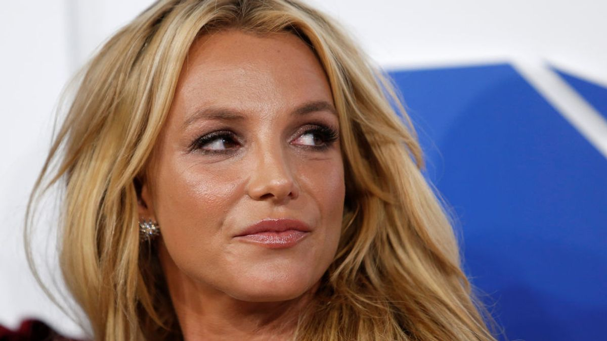 Britney Spears se rompe el pie bailando y comparte el vídeo del momento en sus redes sociales