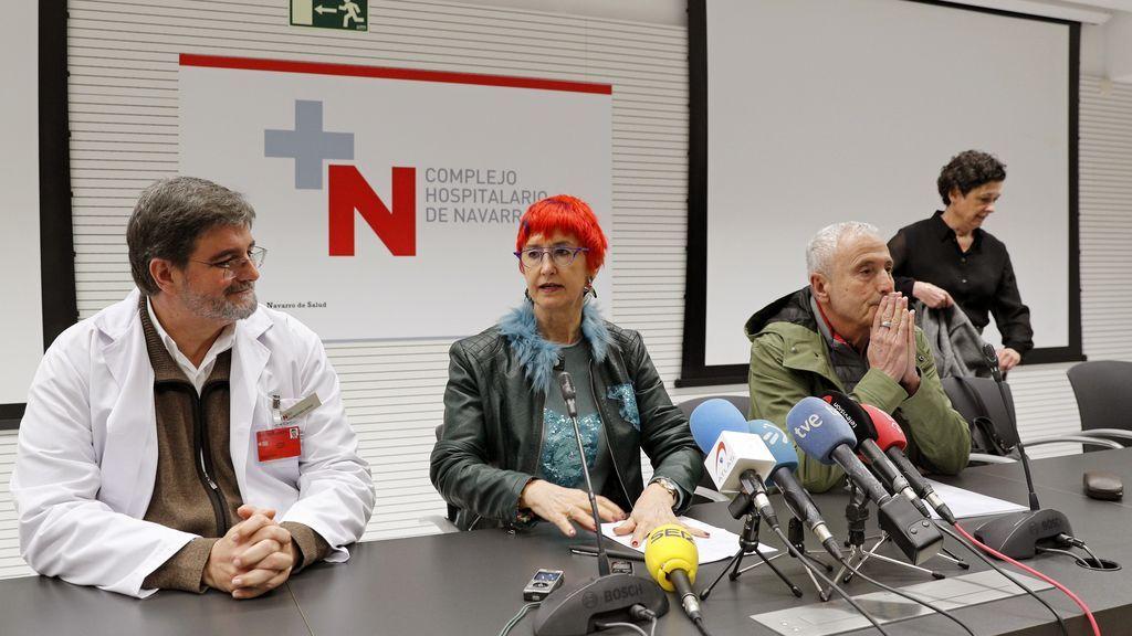 La paciente ingresada grave por coronavirus en Navarra tiene también la gripe B