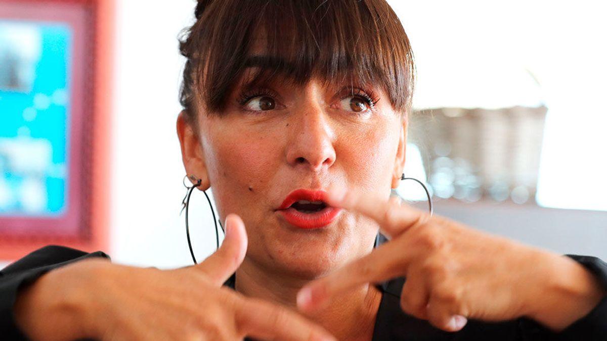 """Candela Peña: """"Si una directora es un truño y hace un mojón de película, no le deis dinero por ser mujer"""""""