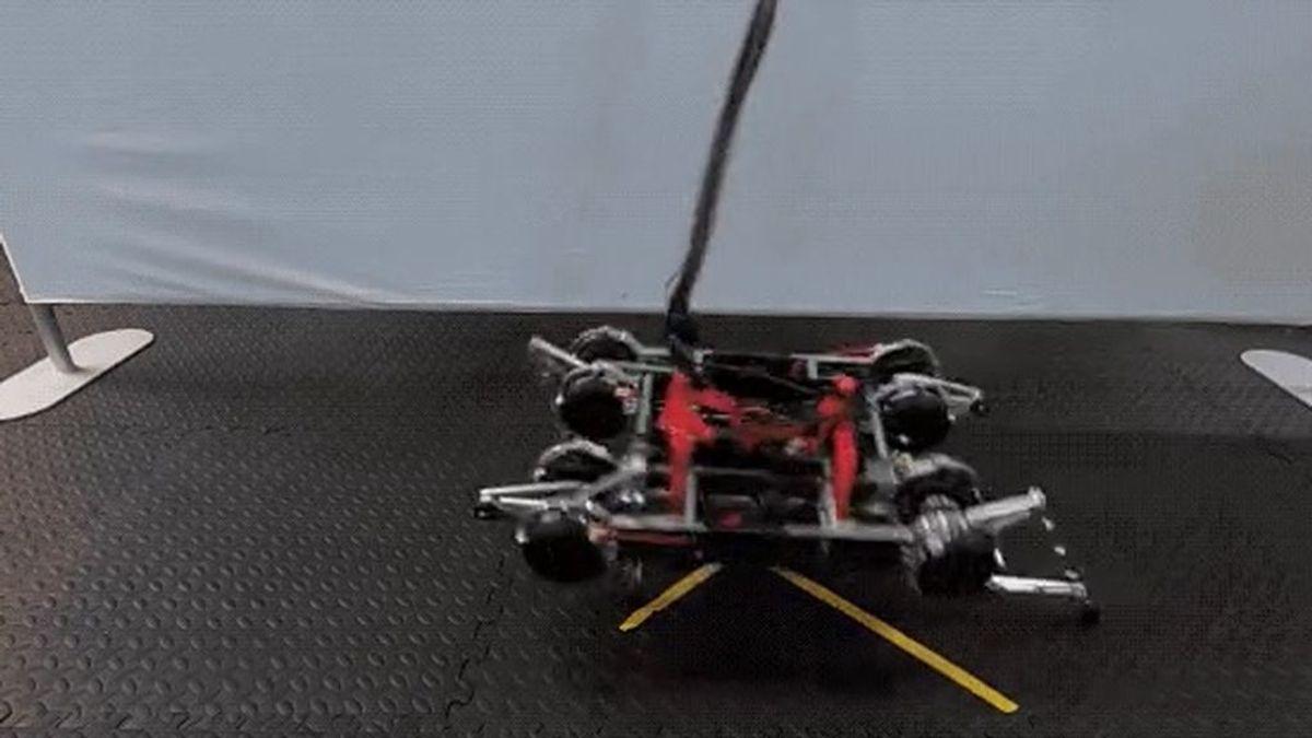 Google desarrolla un robor capaz de caminar por sí mismo gracias a la inteligencia artificial