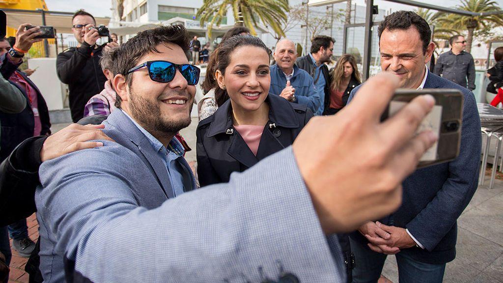 Arrimadas tendrá  cuatro veces más compromisarios que Igea en el congreso que decidirá el futuro de Ciudadanos