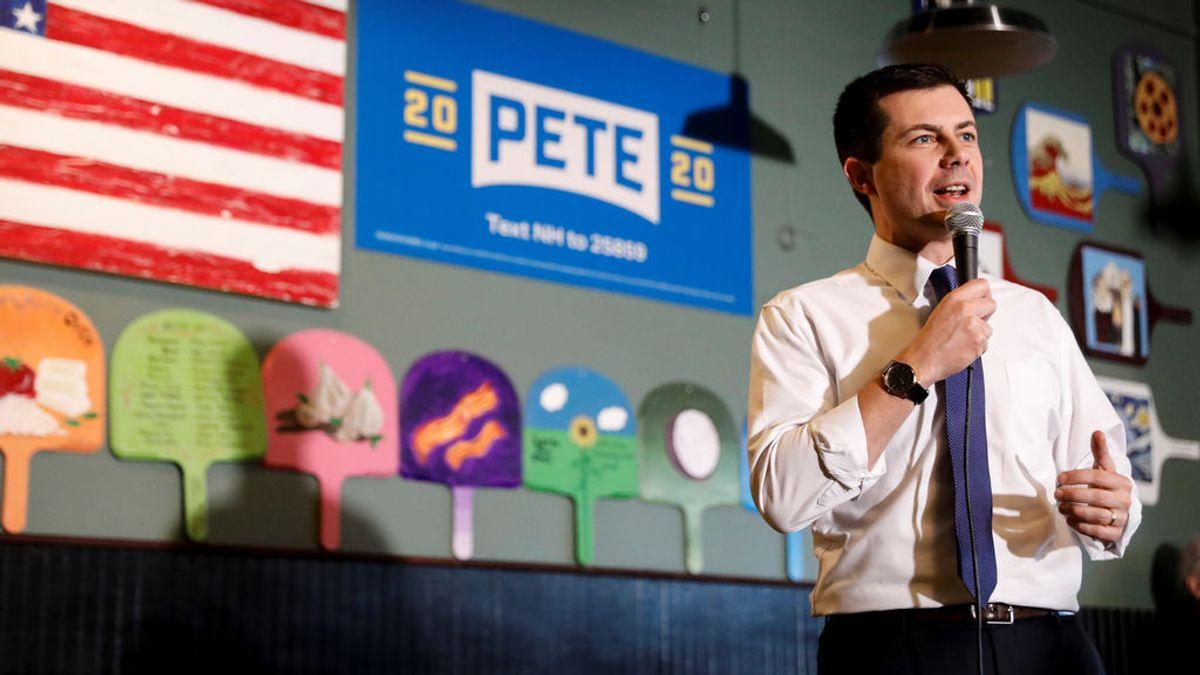 Pete Buttigieg se retira de la carrera presidencial de Estados Unidos por el Partido Demócrata