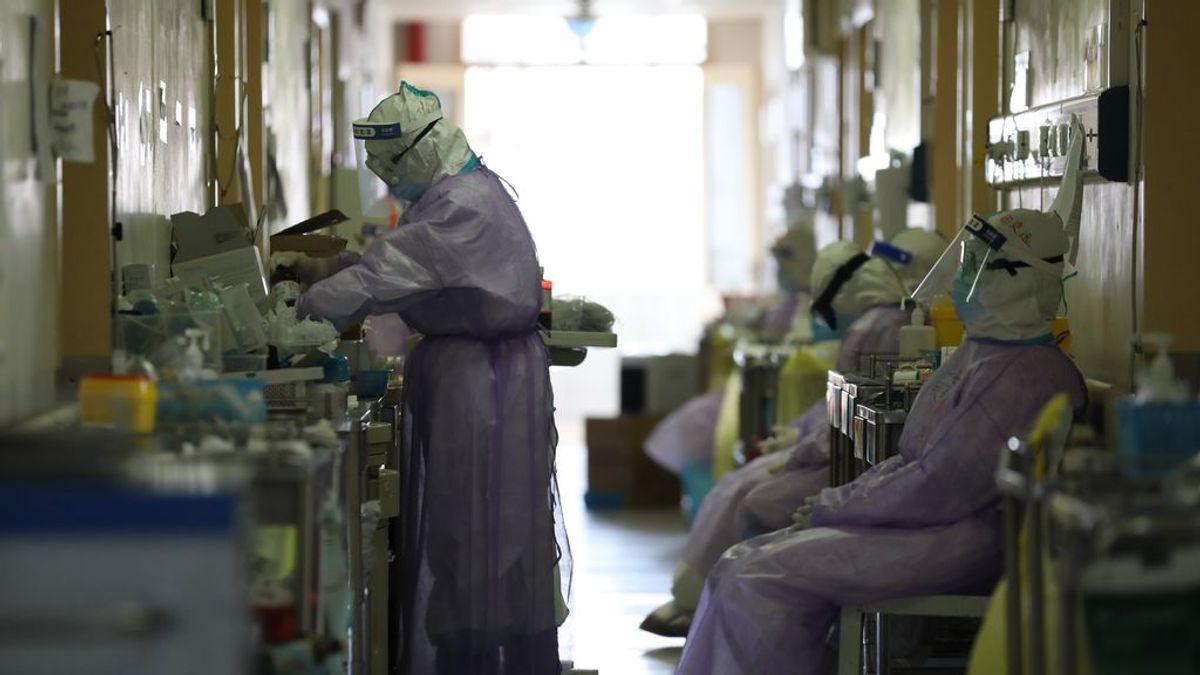 El enfermo de coronavirus más joven del mundo: un bebé de 45 días infectado en Corea del Sur