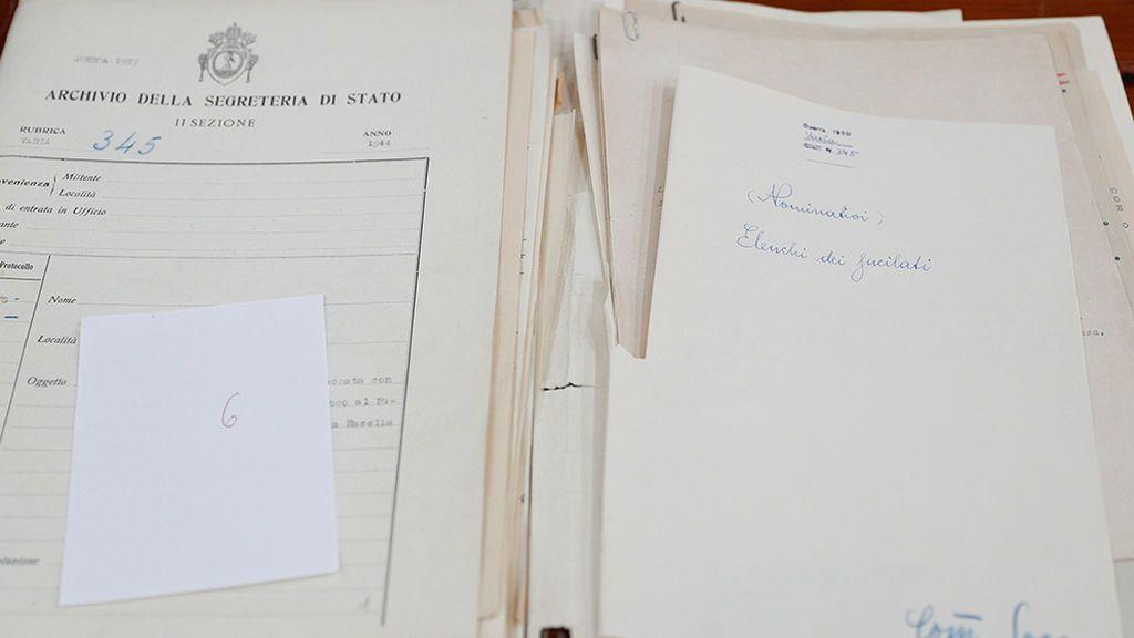 """El Vaticano hace públicos los archivos de Pio XII: """"Demuestran que no calló ante el genocidio nazi"""""""