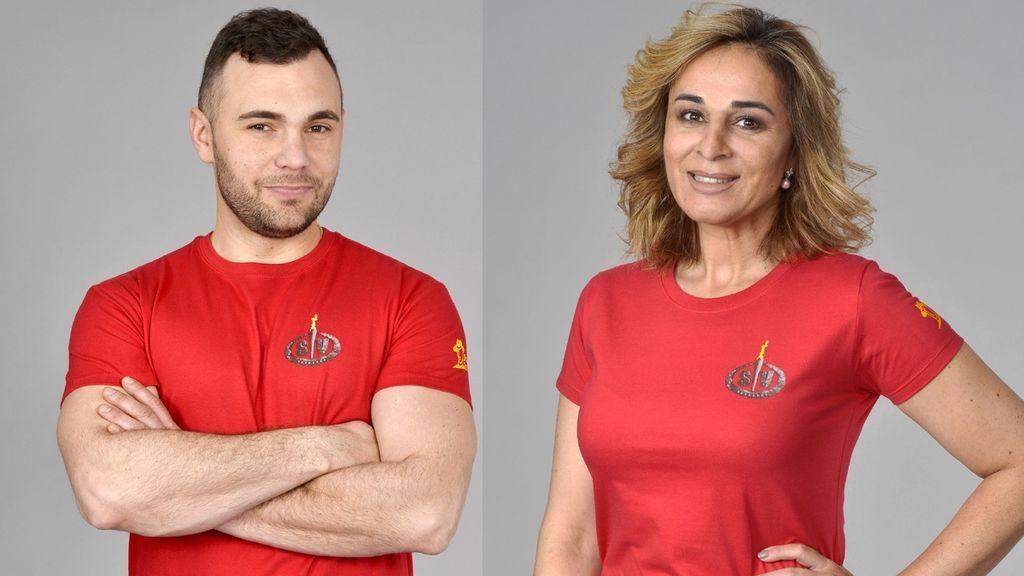 Cristian y Ana María