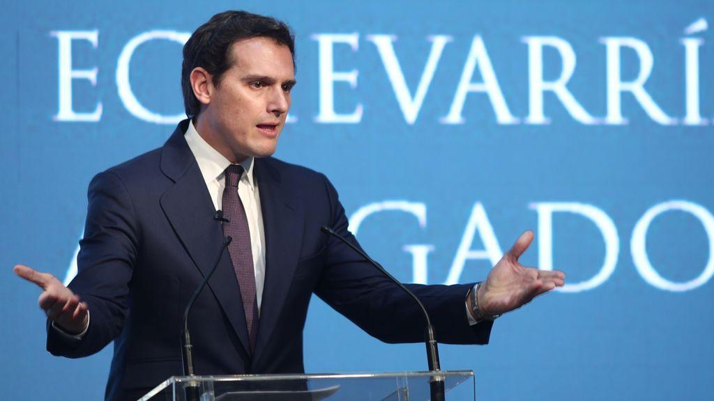 Albert Rivera será presidente del consejo de administración de Martínez Echevarría Abogados