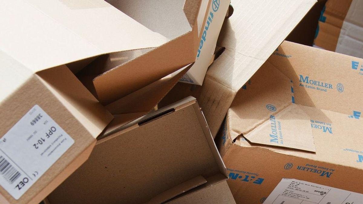 Un estudio revela que el 'efecto lunes' es real y está afectando a las entregas de paquetes de mensajería