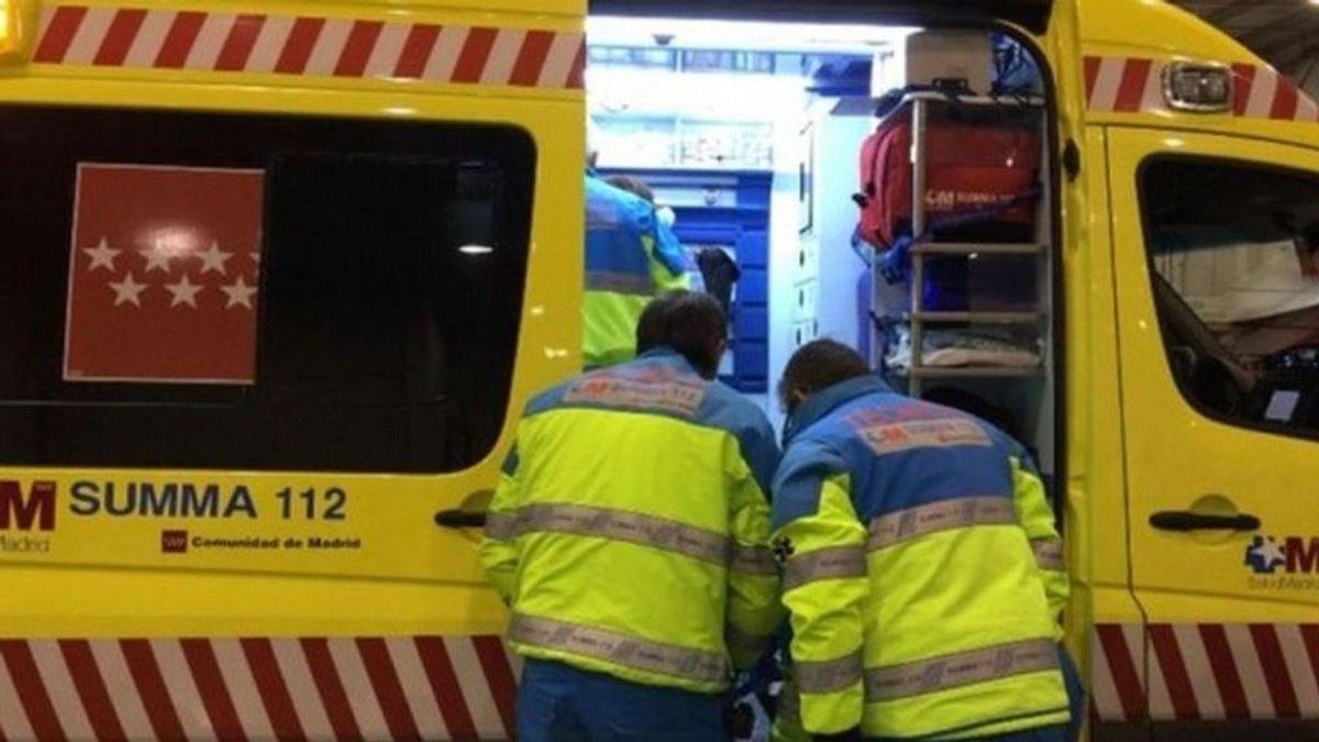 Un técnico del SUMMA apuñala a un compañero tras una discusión laboral en la sede de emergencias en Madrid