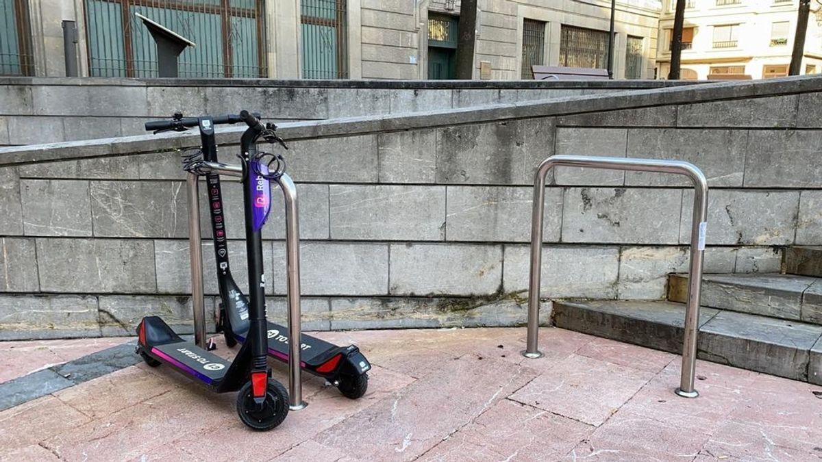 Los expertos advierten del incremento de accidentes con patines eléctricos