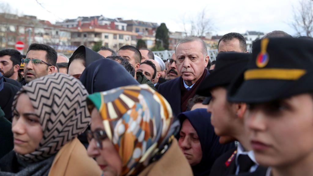Erdogan despierta los fantasmas de Merkel en materia de refugiados