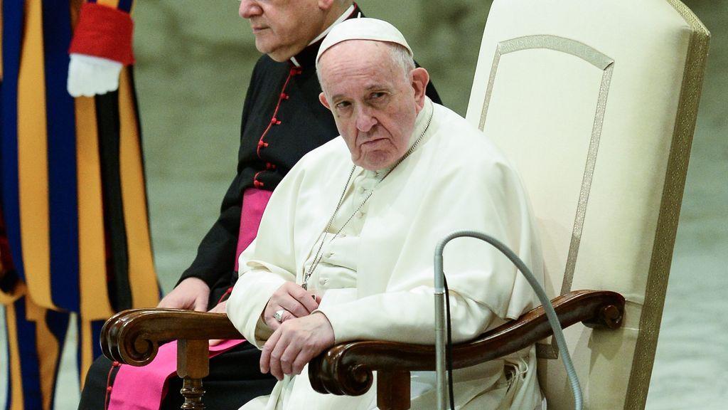 El Papa se somete al test del coronavirus tras varias ausencias en los últimos días