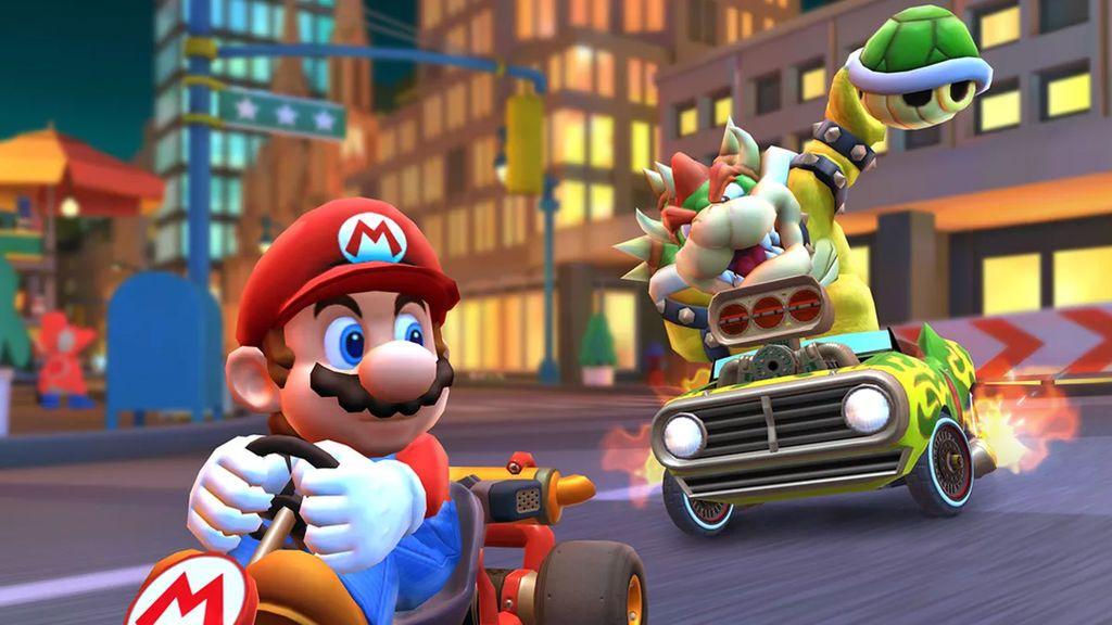 El multijugador de Mario Kart Tour llega el 9 de marzo
