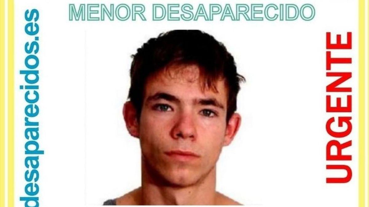 Buscan a Lucas Stockert Alonso, un menor desaparecido desde el 9 de enero en Brea de Tajo