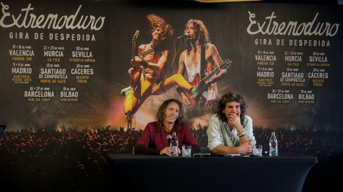 Extremoduro, contra la reventa, desbloquea las entradas para su gira de despedida y amplía fecha en Madrid