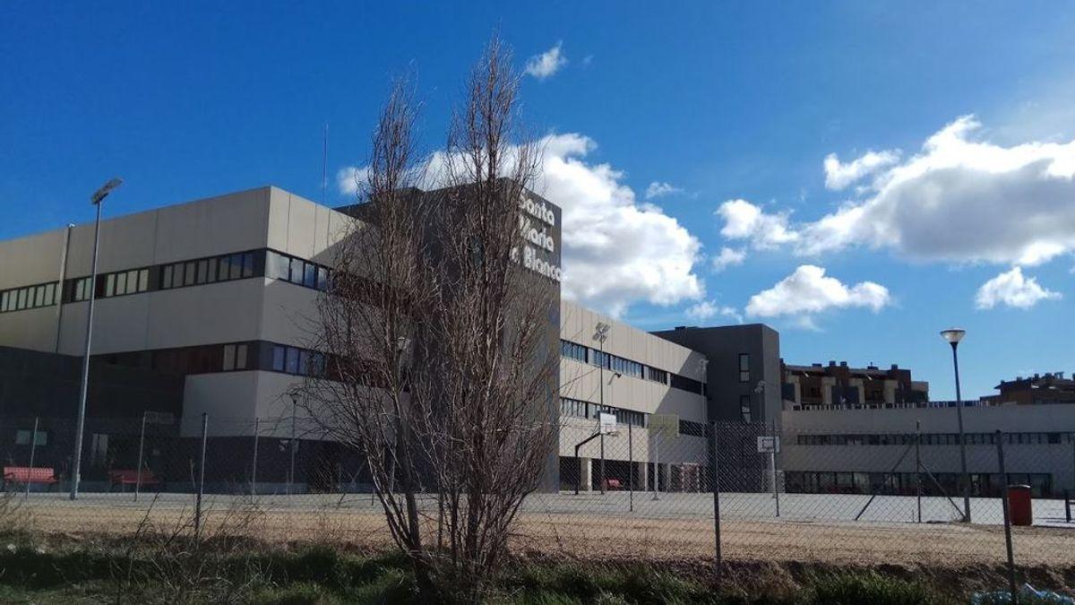 Un profesor del colegio Santa María la Blanca de Madrid, primer caso de coronavirus en un centro educativo