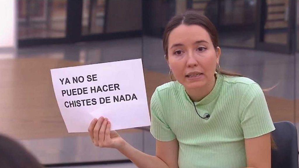 "Anna Pacheco, abanderada del ""feminismo anticapitalista"" en 'prime time'"