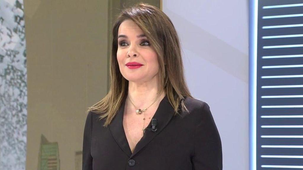 Carma Chaparro vuelve a 'Cuatro al día'