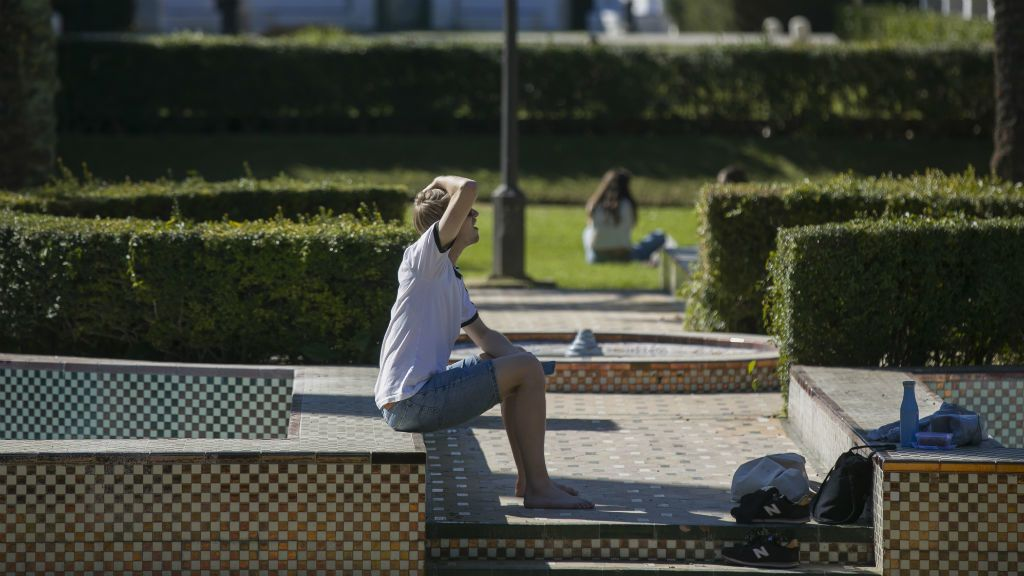 Febrero de temperaturas históricas: 16 grados de media en Sevilla, tres más que en 2018