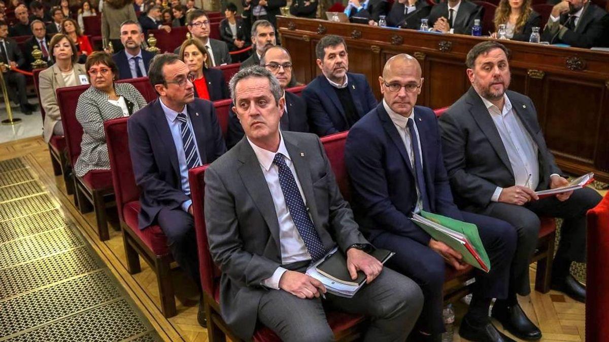 Varapalo del Constitucional y el Tribunal Europeo contra los líderes independentistas