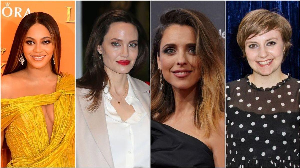 Las mujeres que han marcado 'un antes y un después' con sus discursos feministas.