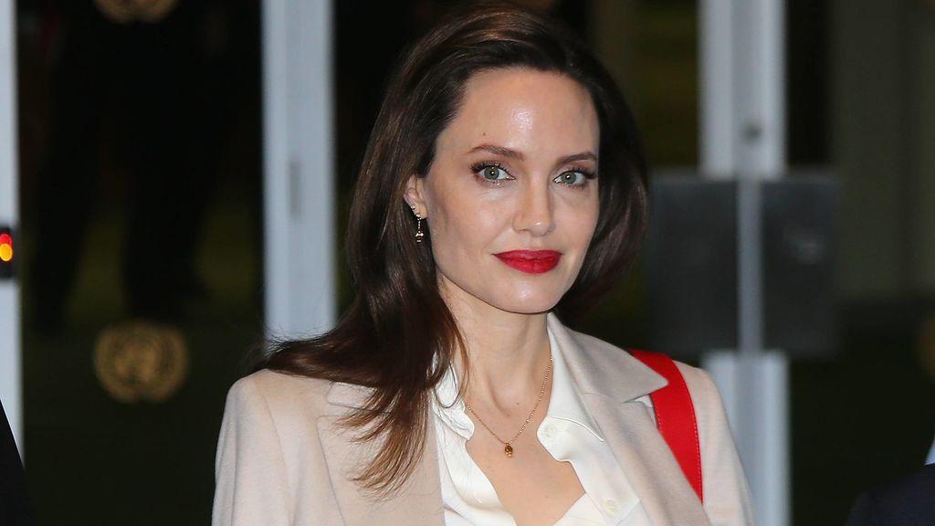 Angelina Jolie y su 'speech' más emotivo en África.