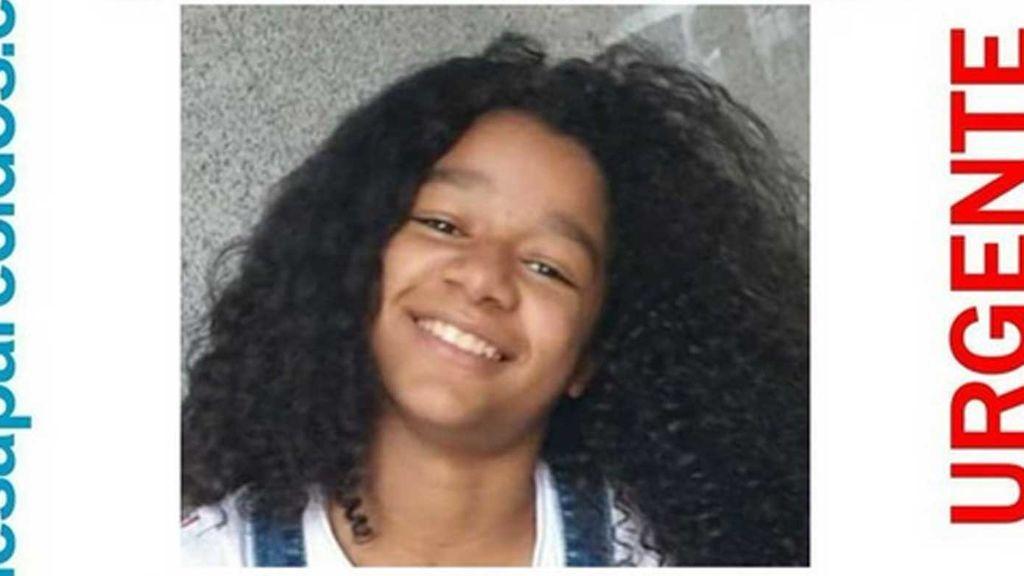 Buscan a Sonia Elizabeth Díaz, una niña de 12 años desaparecida en Getafe